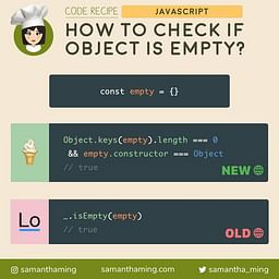 How to Check if Object is Empty in JavaScript